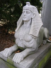 Lady Sphinx (hannibal1107) Tags: calvary egyptianstyle