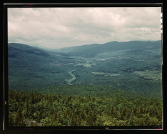 White Mountains National Forest, New Hampshire...
