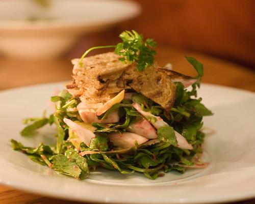 chambar: la salade d'hiver