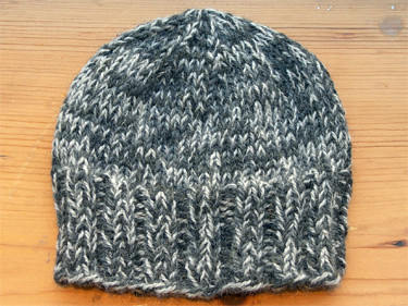 The Triple Play Hat - grays
