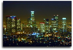 Remembering LA By Night (Mr. FRANTaStiK) Tags: california vacation urban usa holiday skyline night america buildings landscape lights la losangeles scenery cityscape view nightscape observatory nightview states griffith westcoast metropolitan nightscenery cityofangels worldwidepanorama shotslow photofaceoffwinner fongetz francistan exposureunited