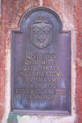 Latin Plaque