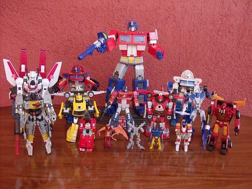Autobots Classics 2006-2007 (02-Feb-2008)