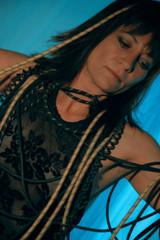 Kelley2 (blazink) Tags: portrait musician music fauxinfrared kelleyrowe