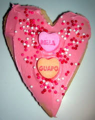 valentine sugar cookie