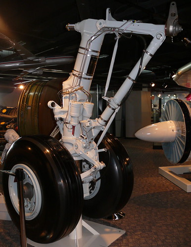 Boeing 727 Main Landing Gear Assembly, American Airlines ...