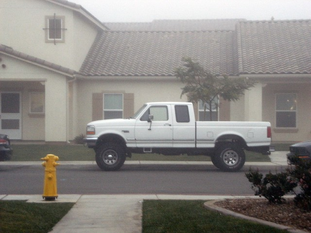 ford cab 1997 extended f250