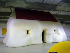 Maison boursouflée