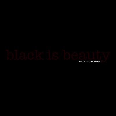 black ist beauty