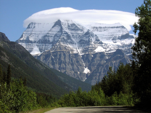 Mount Robson / Canada