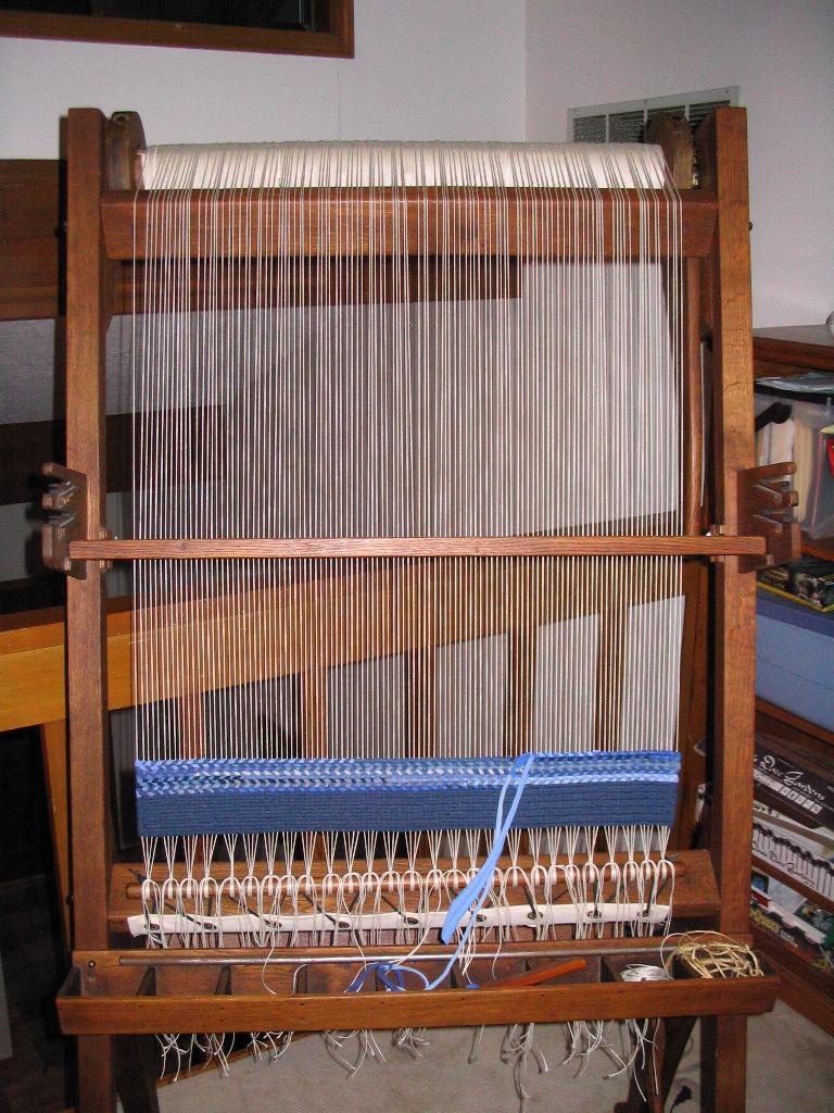 Twined Rug Fiber Arts