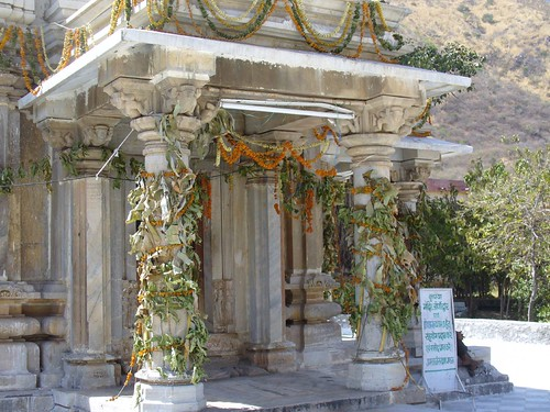 A small temple near Udaipur