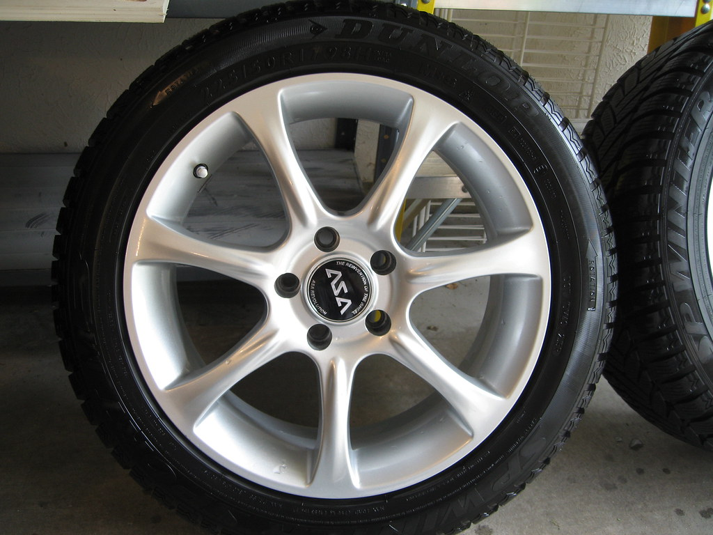 For Sale: Wheels/Snow Tires for Nissan 350Z - MY350Z.COM ...