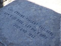 Gettysburg at Little Round Top