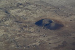 Volcanic Overflow (Up North Photos) Tags: volcano lava arial