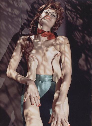 Eva Mendes Topless