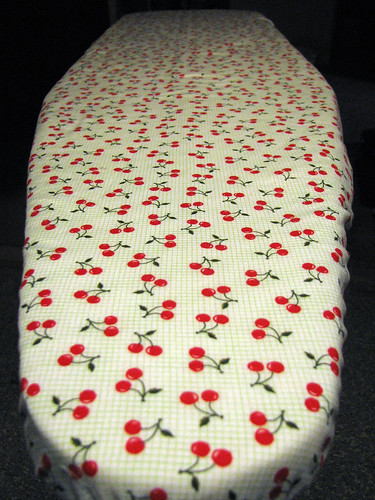 Cherry Ironing Board