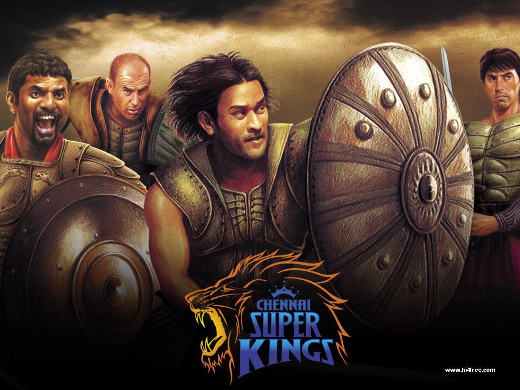 Chennai Super Kings- IPL- Mp3 Album