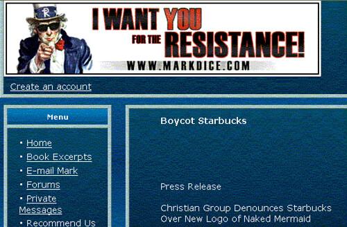 ResistanceBoycot
