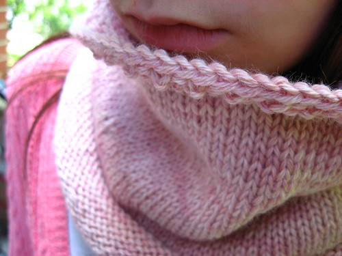 Gloria in 'A Verb for Keeping Warm' Alpaca/Silk 'Lux
