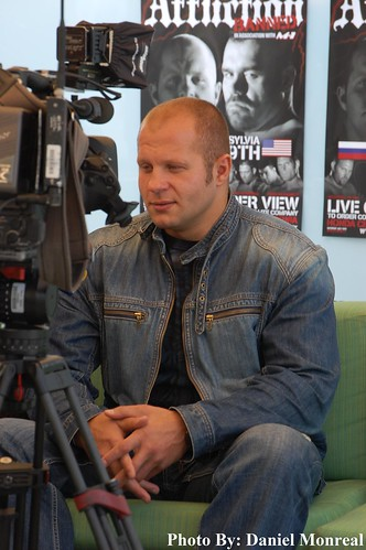 Fedor Emelianenko MMA Affliction