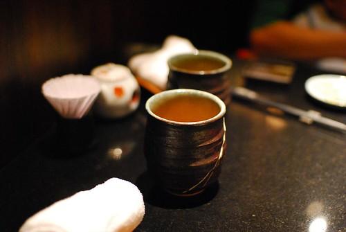 三井 之 熱茶