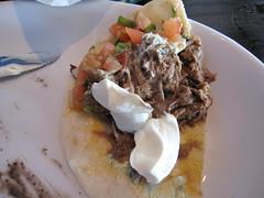 verde taqueria - short rib taco