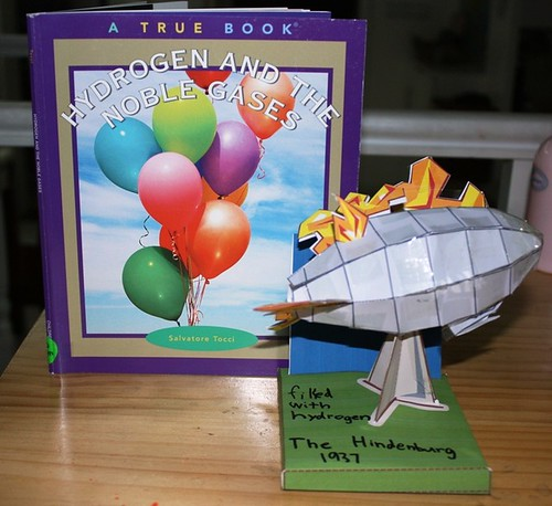 hindenberg model and hydrogen book