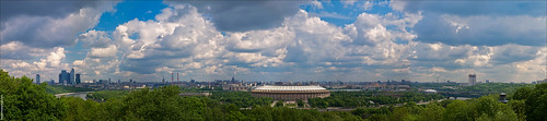 Moscow panorama