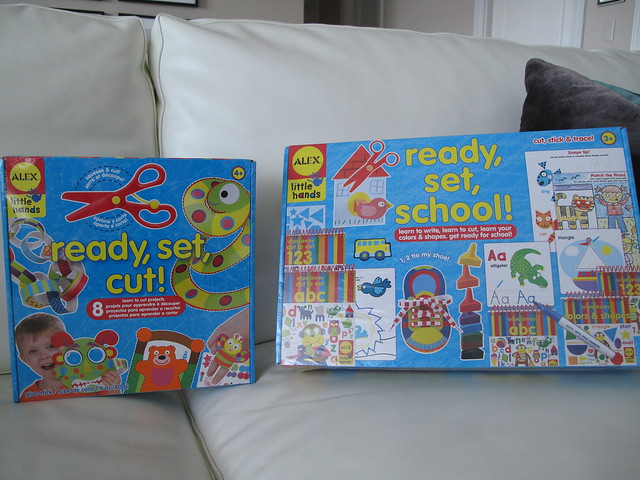 貝貝媽送貝二少的生日禮物