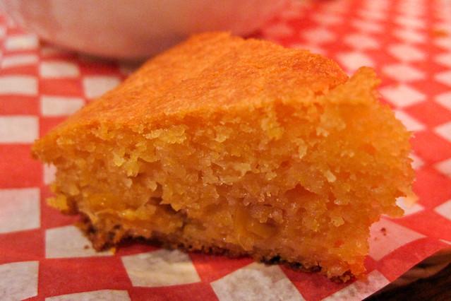 Memphis Blues famous cornbread
