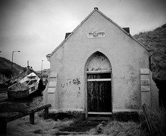 Last but one (wade stone) Tags: pg infrared saltburn mortuary