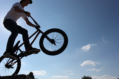 My Bro is Pro (ToriAlexas) Tags: atlanta bike jump bmx russell williams nathan air bikes jordan trick
