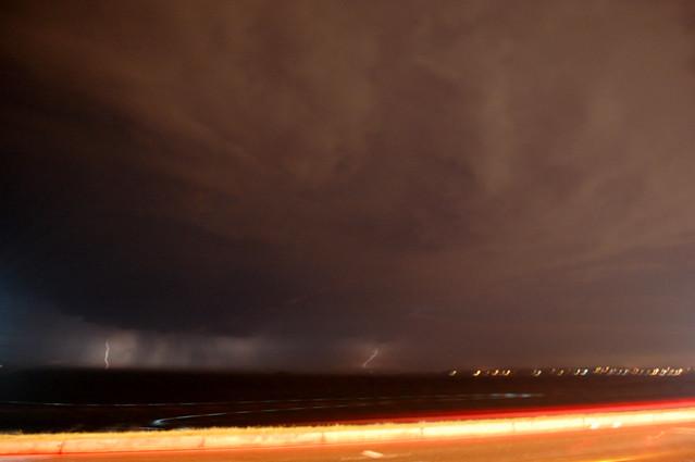 June 1 Boston-area lightning storm