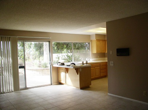 The kitchen/family room?