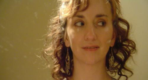 sidelong curls