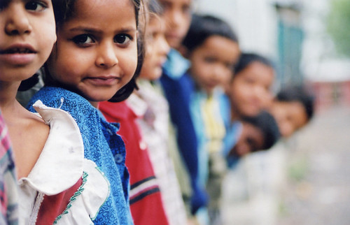 Mixing up India's education | New Internationalist