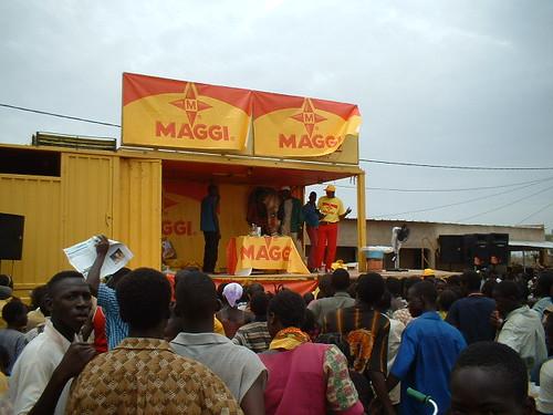 Concours de Mangement Maggi