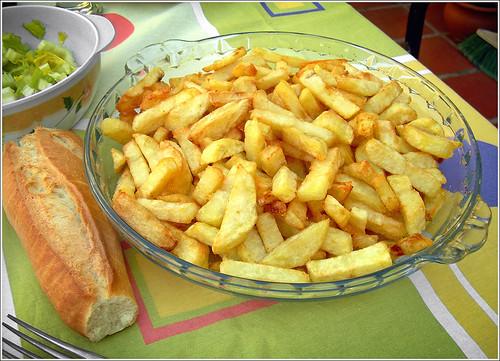 Juegos de cocinar y papas fritas papaus taco mia - Cocinar calabaza frita ...