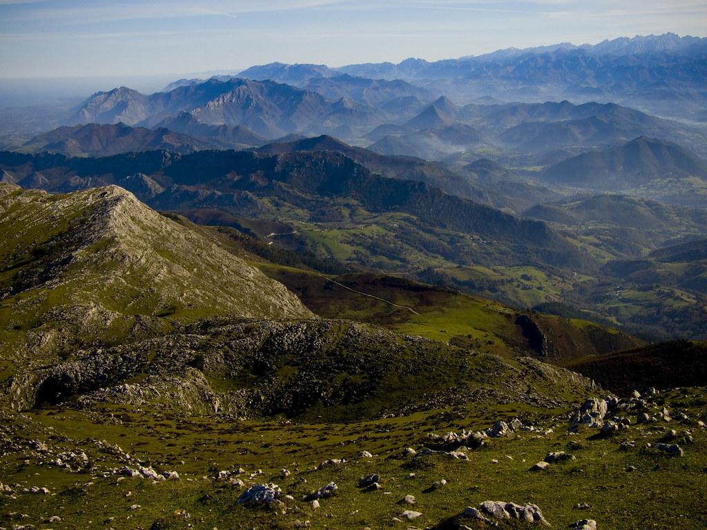 Photo des Asturies n°3. Zone montagneuse des Picos de Europa dans les Asturies