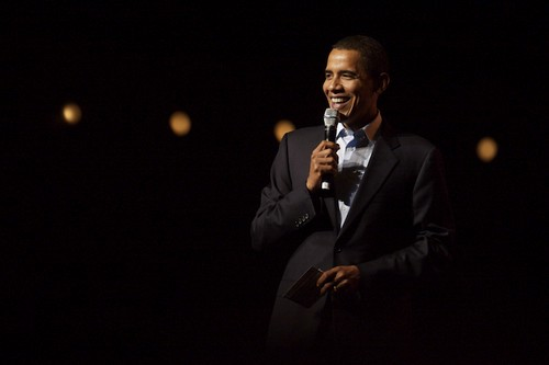 Barack Obama in San Francisco