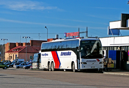 IMG35380. Bus in Iisalmi
