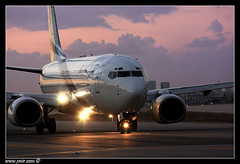 EL AL Boeing 737 (xnir) Tags: new travel sky speed plane canon wow airplane photography eos israel fly flying photo al high airport wings flyer scenery flickr photographer lift wind action aircraft aviation air tag flight wing el aeroplane best landing explore shield boeing usm elevation  takeoff runway soe aviator ef pilot 737 flier deniro nir excellence 70200mm bengurion elal airman  benyosef f28l flickrsbest of abigfave anawesomeshot wwwxnircom xnir ultimateshot idfaf  photoxnirgmailcom
