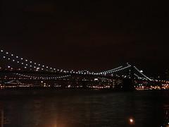New York Bridges (Keith Mac Uidhir  (Thanks for 3m views)) Tags: new york nyc bridge light usa ny brooklyn night america lights us shot nightshot unitedstates manhattan united north ale bridges east unite northamerica states amerika uniti staten hoa estados  staaten unido