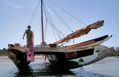 Wooden Catamaran design limitations