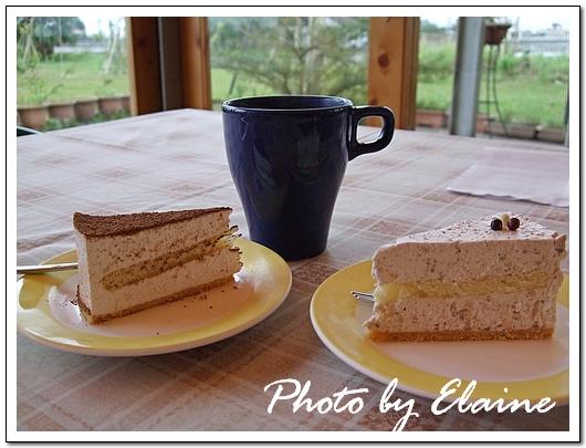甜點與香草茶