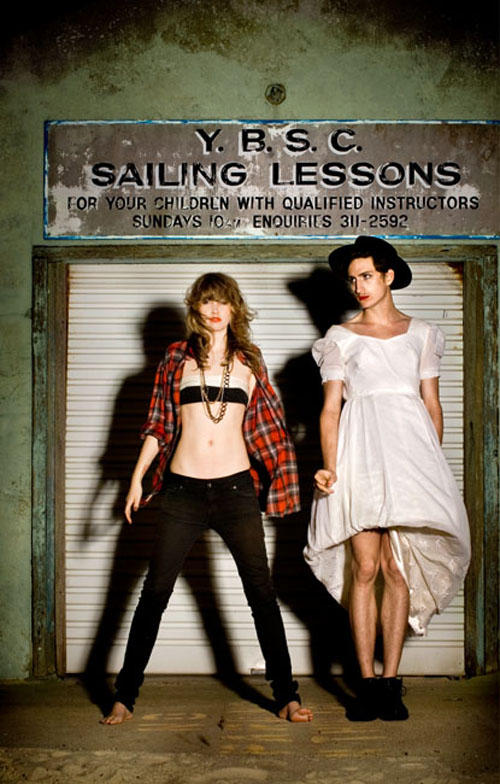 sailing lessons with Ladyhawke and Kirin