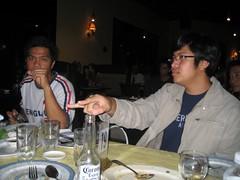 Dinner at Pinoy Bistro (laureen83) Tags: pj geoffrey pinoybistro