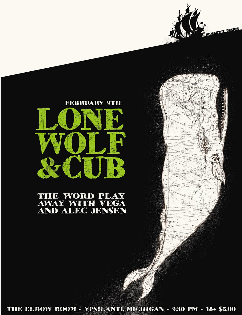 Lone Wolf and Cub 2/9/08