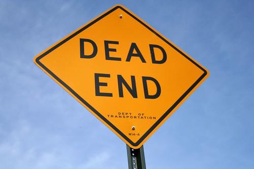 Blue Sky/Dead End